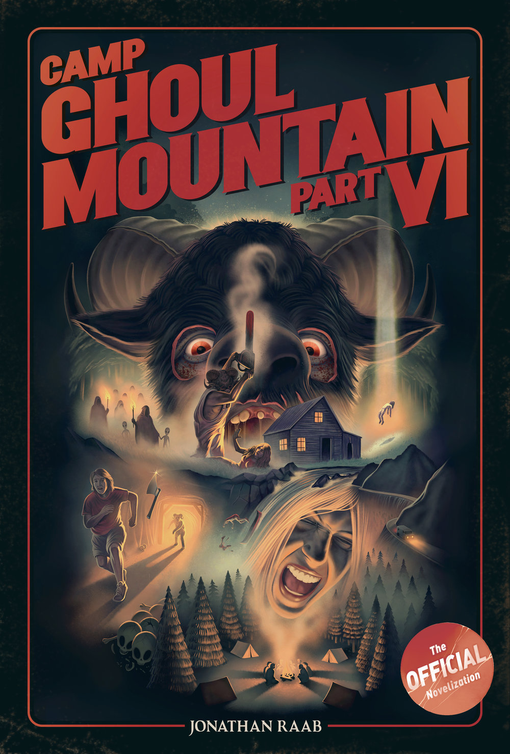Camp Ghoul Mountain Part VI - 2018