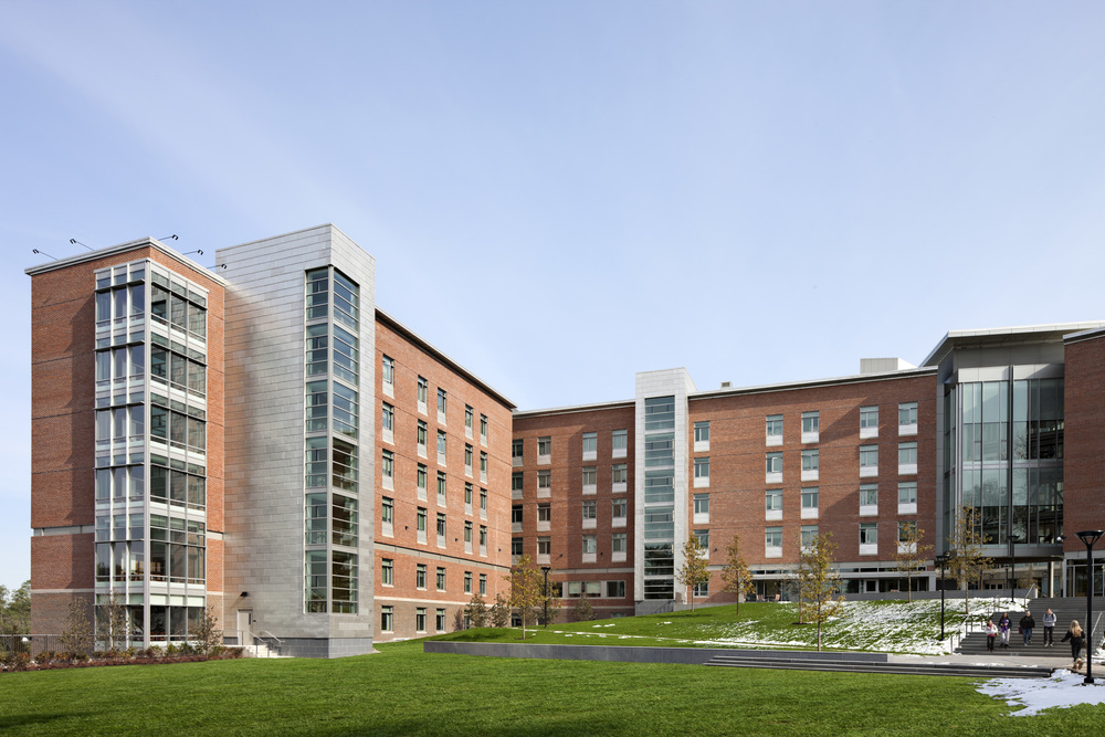 FEATURED PROJECT:   North Hall  at Framingham State University