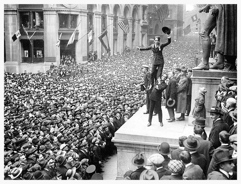 Wall Street - 1918