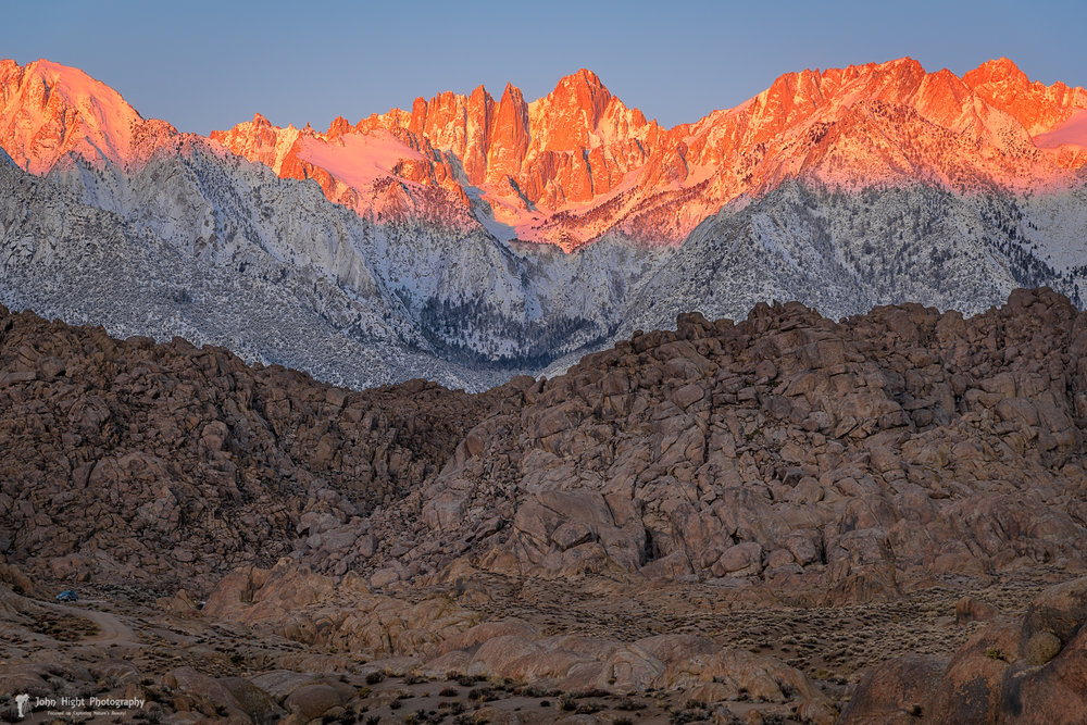 Good Morning Mount Whitney