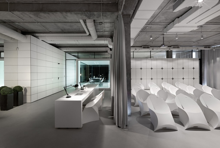 Soesthetic Group has designed the new offices their architecture and design firm, located in Kiev, Ukraine.