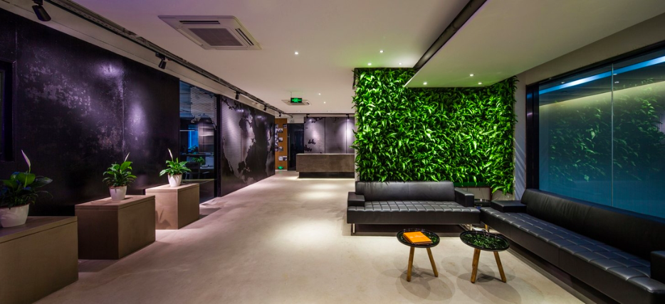 Holmes Miller has designed the new offices of their branch in Guangzhou, China