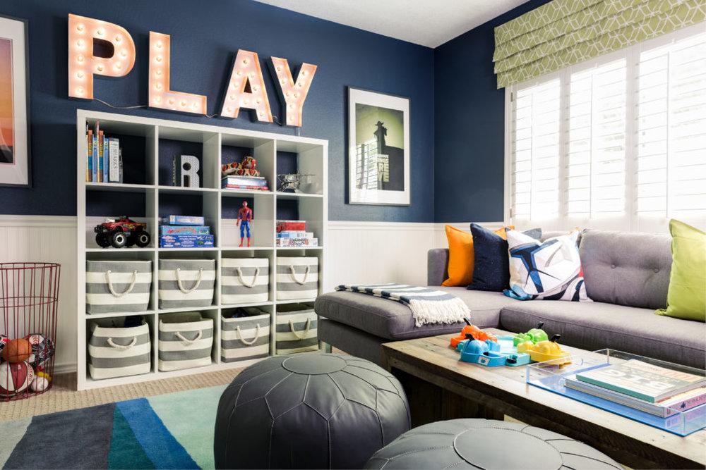 Etonnant 5 AWESOME KIDS PLAYROOM DESIGN IDEAS