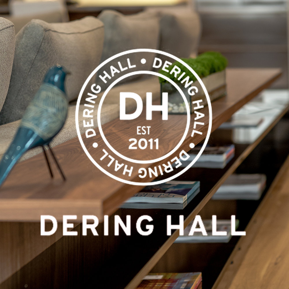 MB Design. Dering Hall