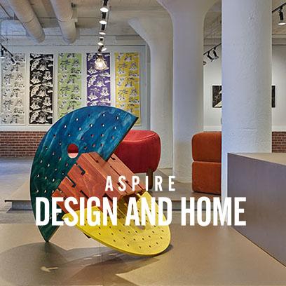 Marie Burgos Design. Aspire Design and Home