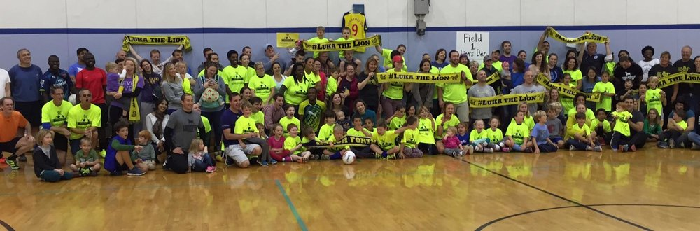 150+ soccer players, supporting fans, and volunteers support for kids with rare diseases and their families so nobody ever feels alone.