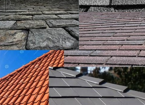 Roof Material Types
