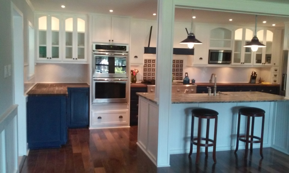 Shaker Style Kitchen Remodel