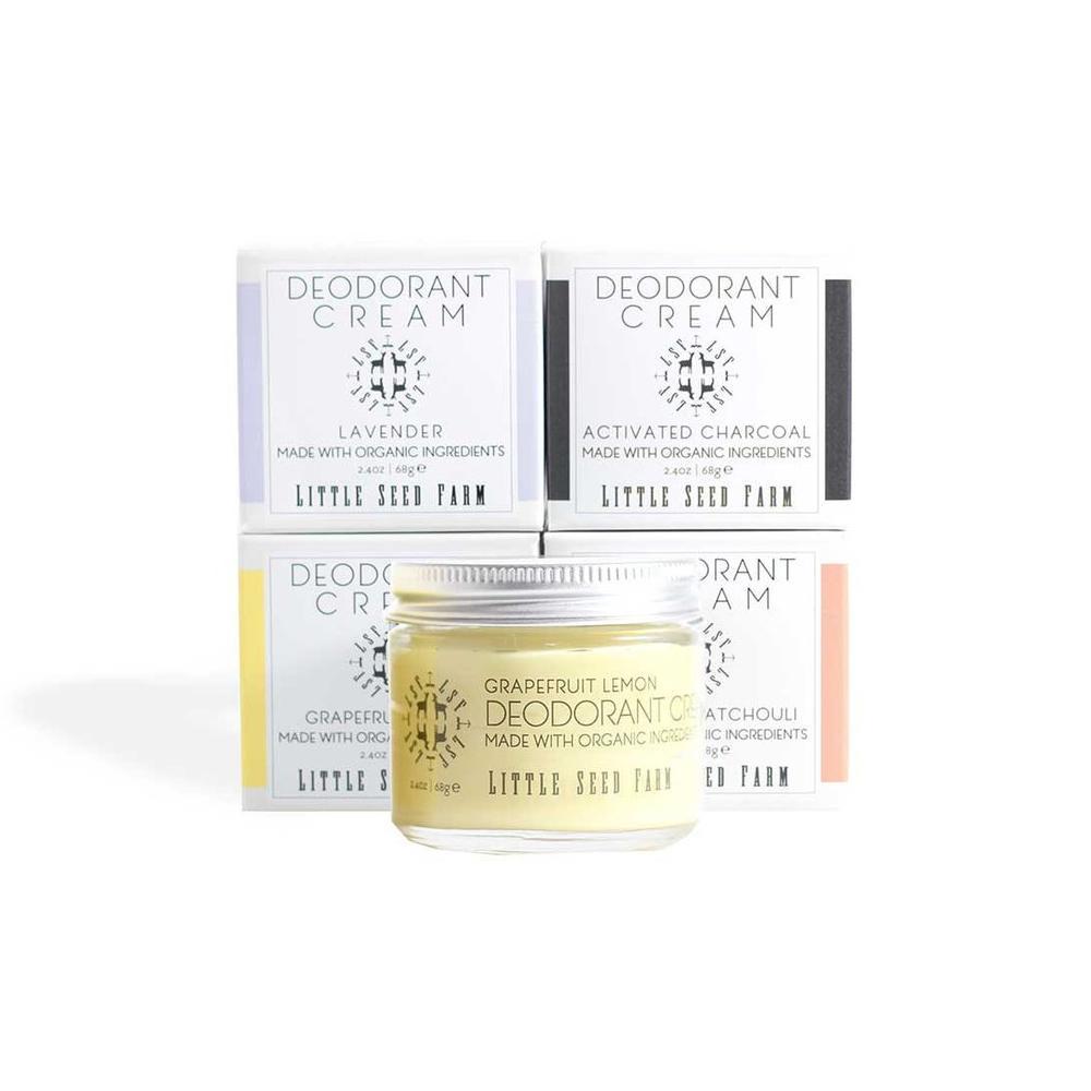 Deodorant Cream ($14)