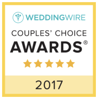 Winner 2017 Wedding Wire