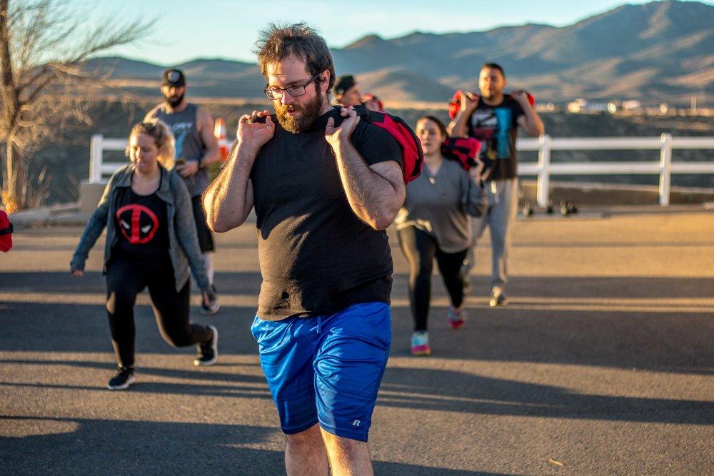 Exercise defeats addiction
