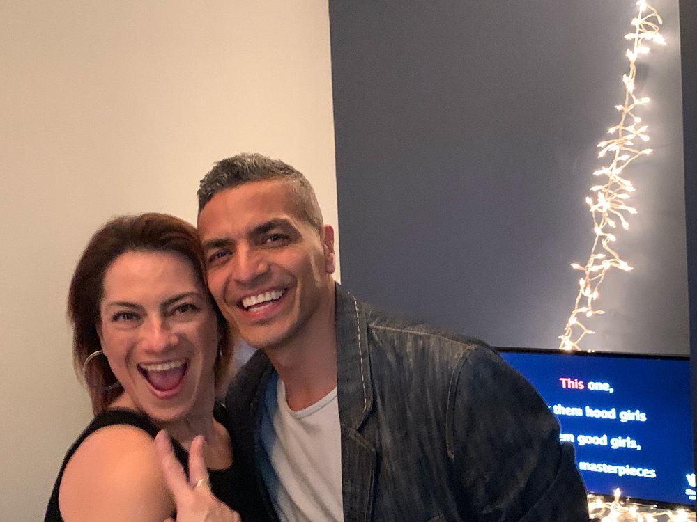 Erika Robledo & Donald Roman Lopez