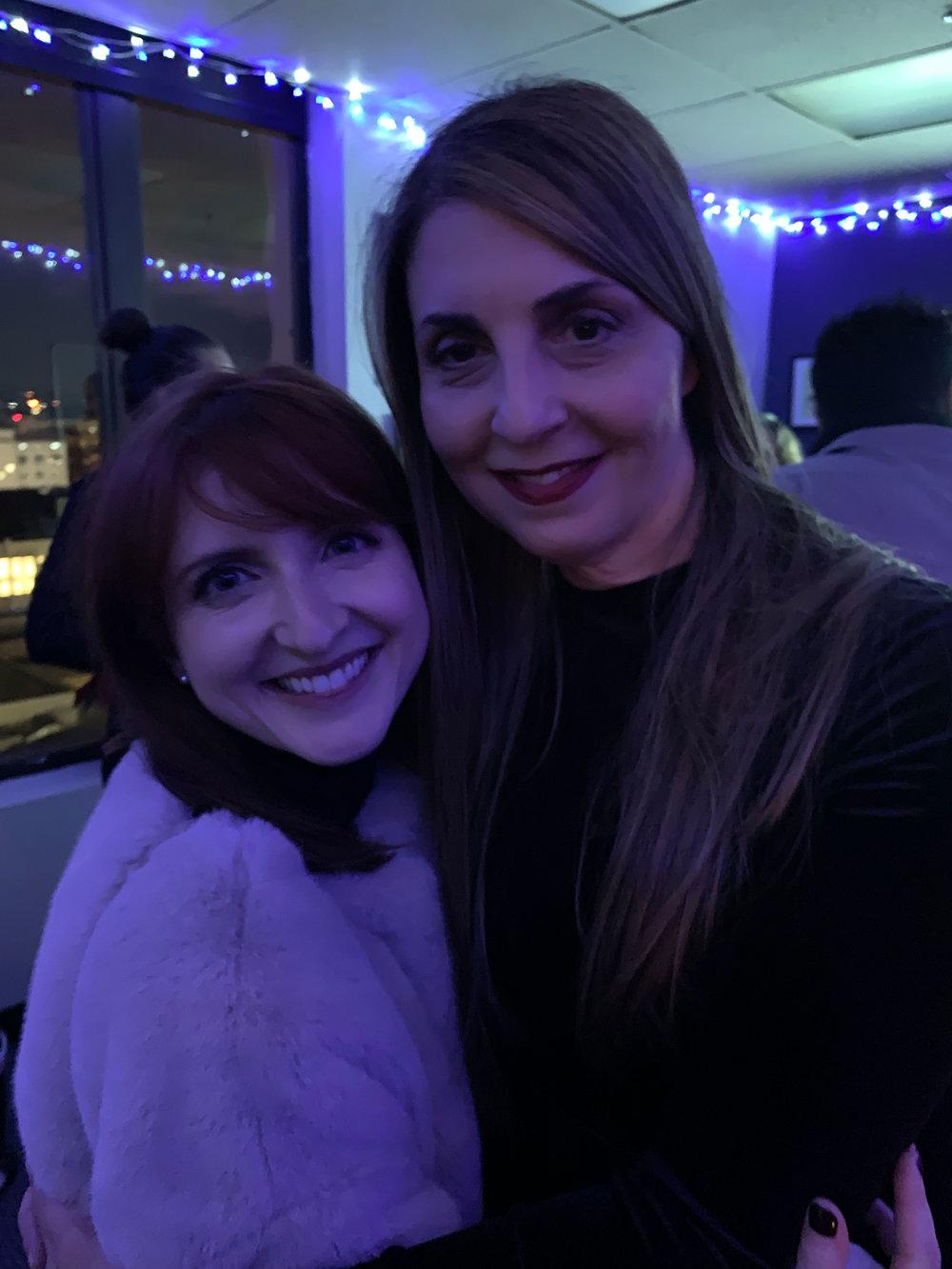 Marieve Herington & Ellen Dubin