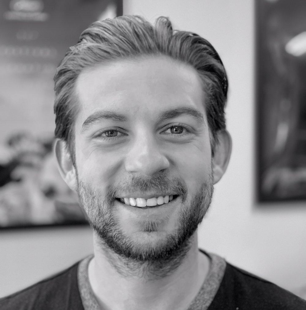 Cliff Tullis - Client Relations Assistant