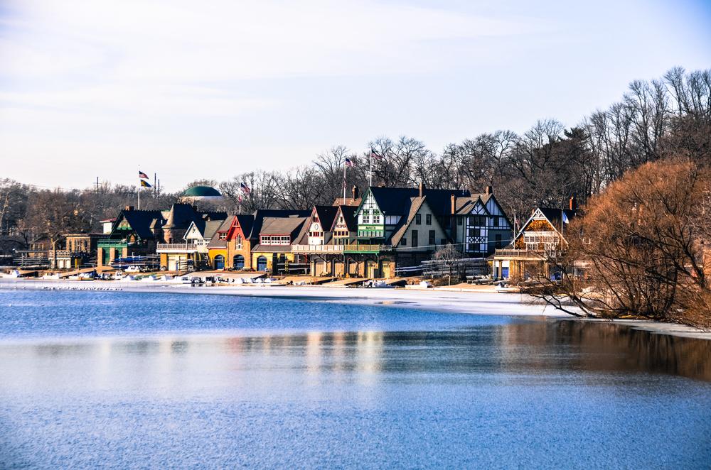 Philadelphia Boat Houses