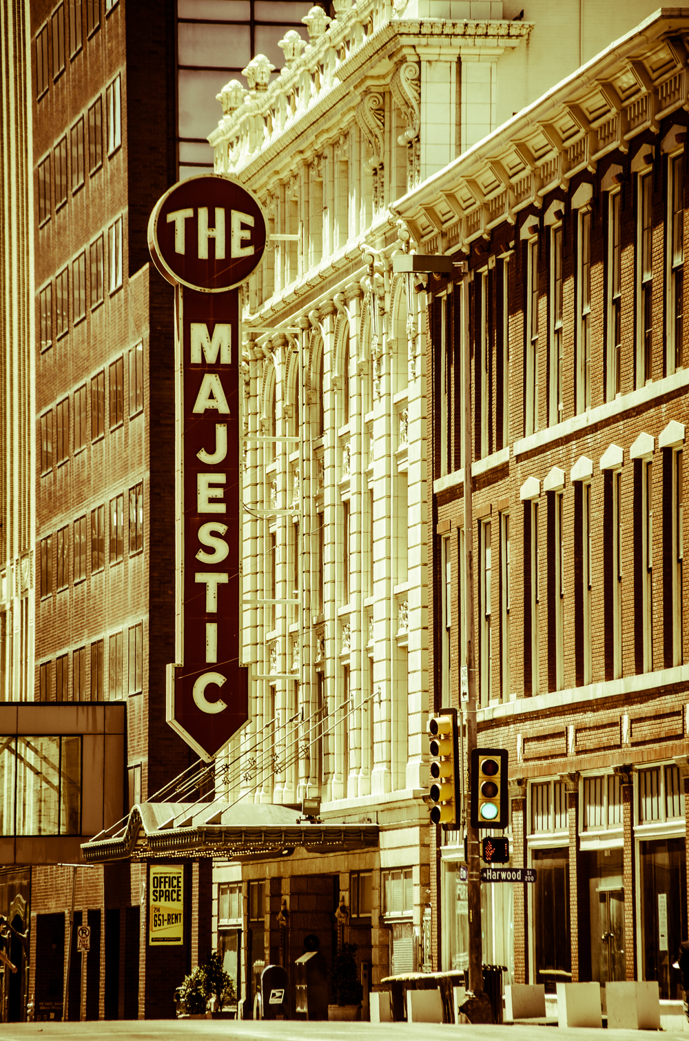 The Majestic Marquee