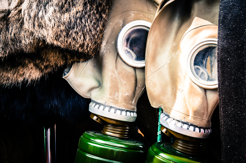 Gas Masks and Furs