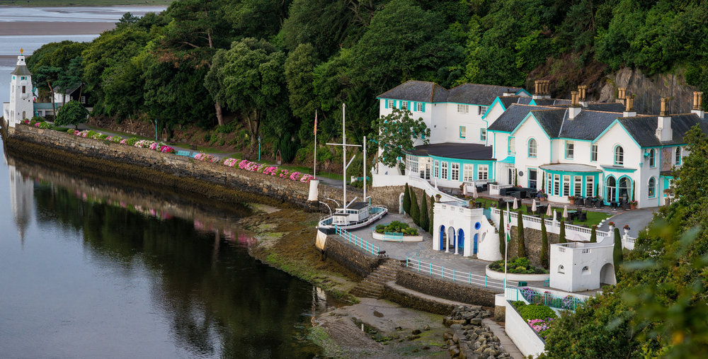 If you are looking for a stunning seaside location with amazing architecture, sub-tropical gardens and superb service, then let your dreams come true at Portmeirion Wedding Venue