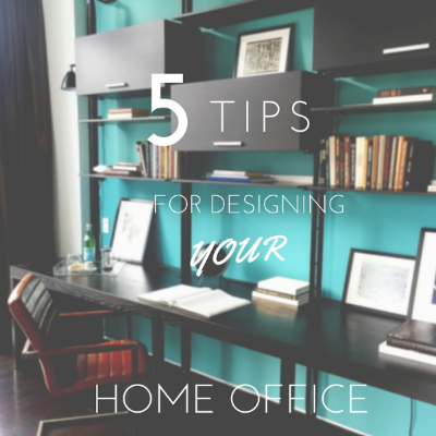 Home Office Tips