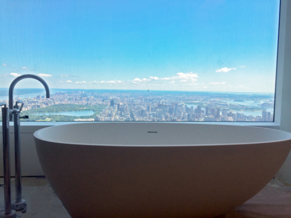 432 Park Avenue Bathtub
