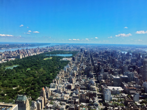 432 Park Avenue Views