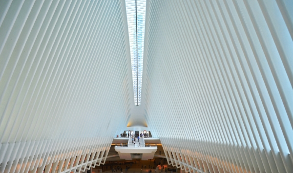 the oculus downtown manhattan