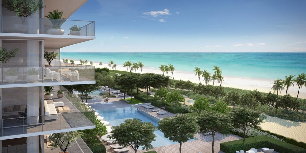 Oceana Bal Harbour Oceanfront Views