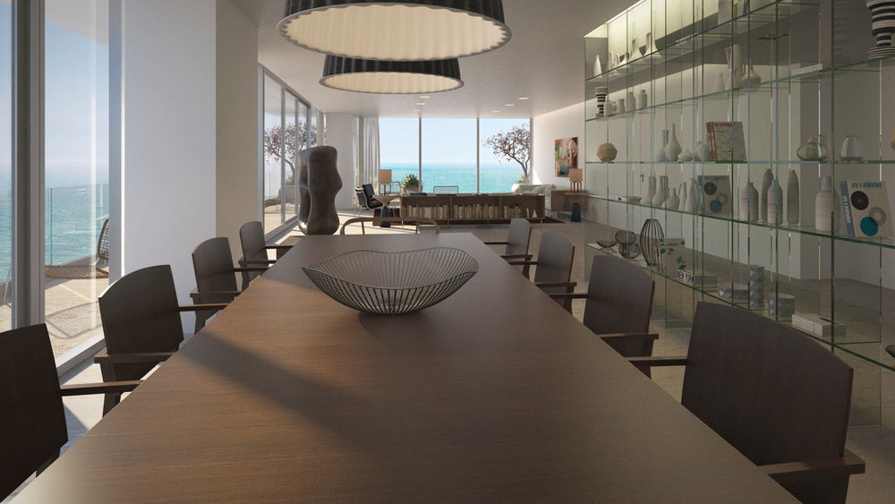 Oceana Bal Harbour Dining Room