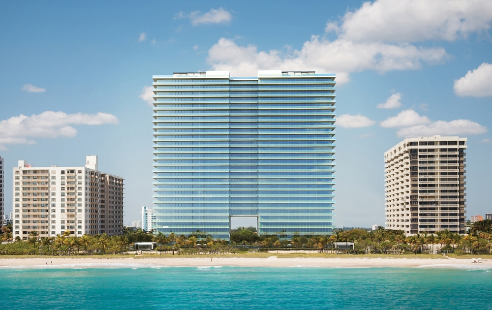 Oceana Bal Harbour Luxury Condominium