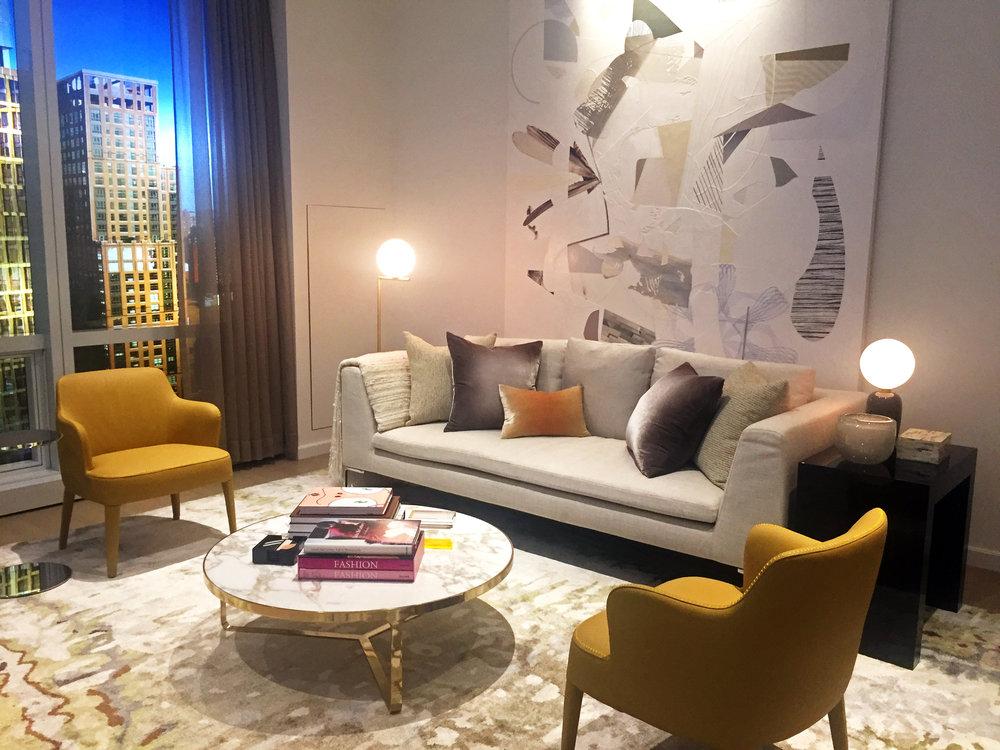 15 Hudson Yards Sales Gallery