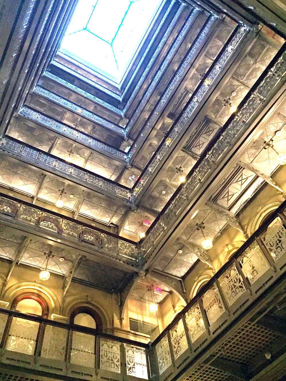 The Beekman Atrium