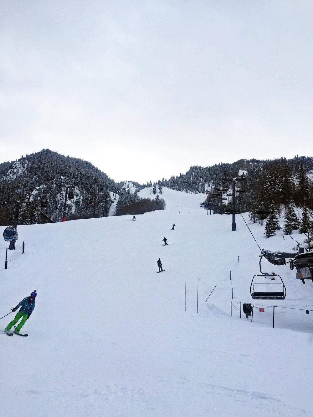 Buttermilk Mountain