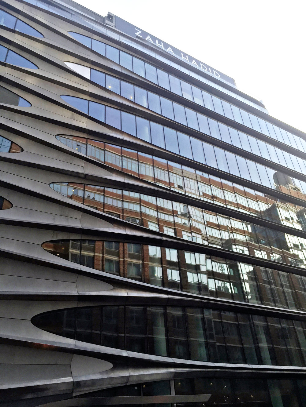 Zaha Hadid 520 W 28th New York City
