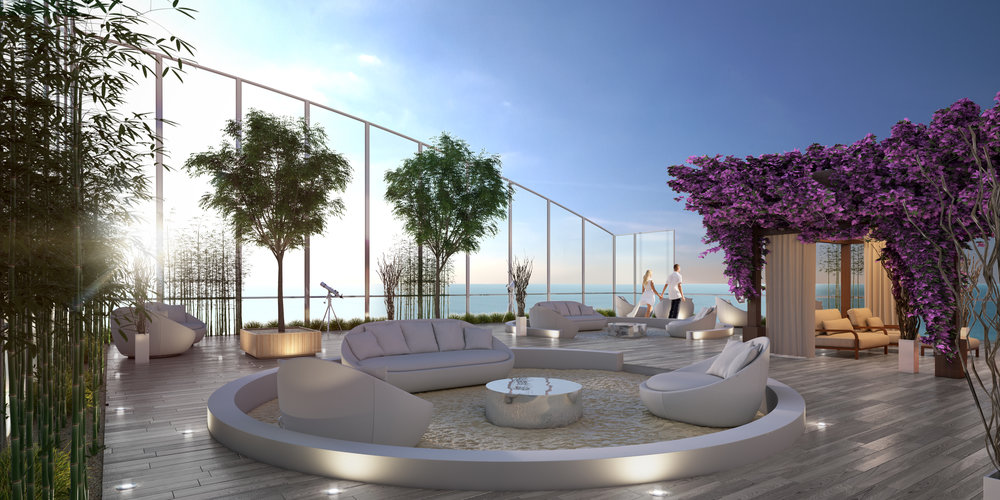 Muse Sky Garden Miami Beach