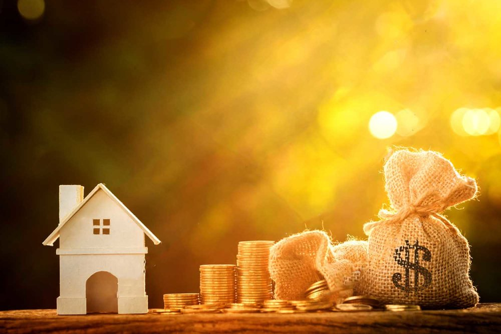 Saving via Buying a Home