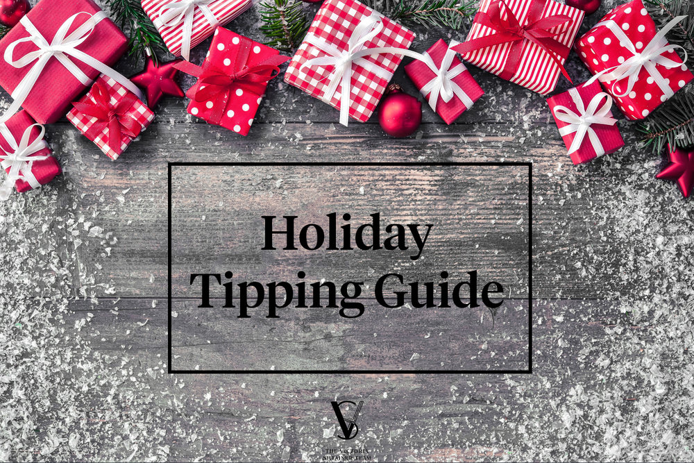 NYC Holiday Tipping Guide