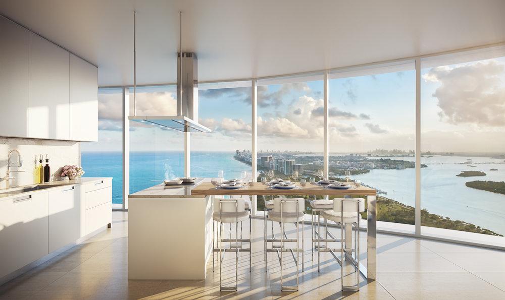 The Ritz-Carlton Residences, Sunny Isles Beach - 18 South Kitchen.jpg