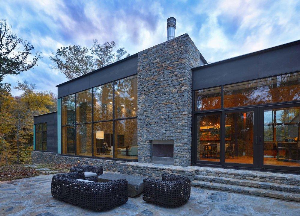 Project Name: River Birch Residence Architect: Jose Garcia Design Location: Cincinnati, OH  Photo Credit : Photographer: Ryan Kurtz Photography
