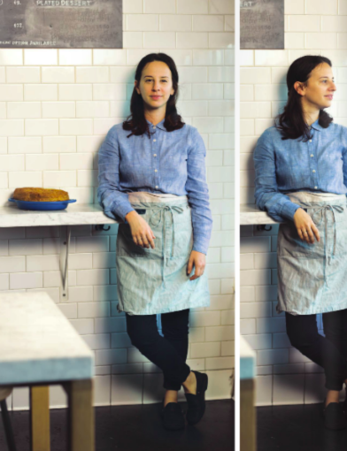 Sqirlla Chef Jessica Koslow, William Hereford photographer, Barbara Schmidt stylist, studiobstyle, featuring Le Creuset.