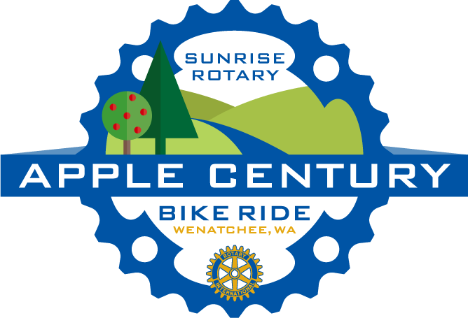 Apple Century Bike Ride | Wenatchee Sunrise Rotary