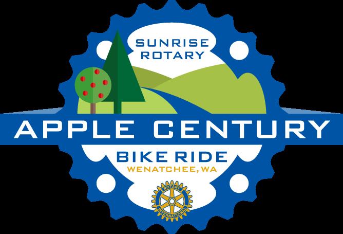 Apple Century Bike Ride   Wenatchee Sunrise Rotary