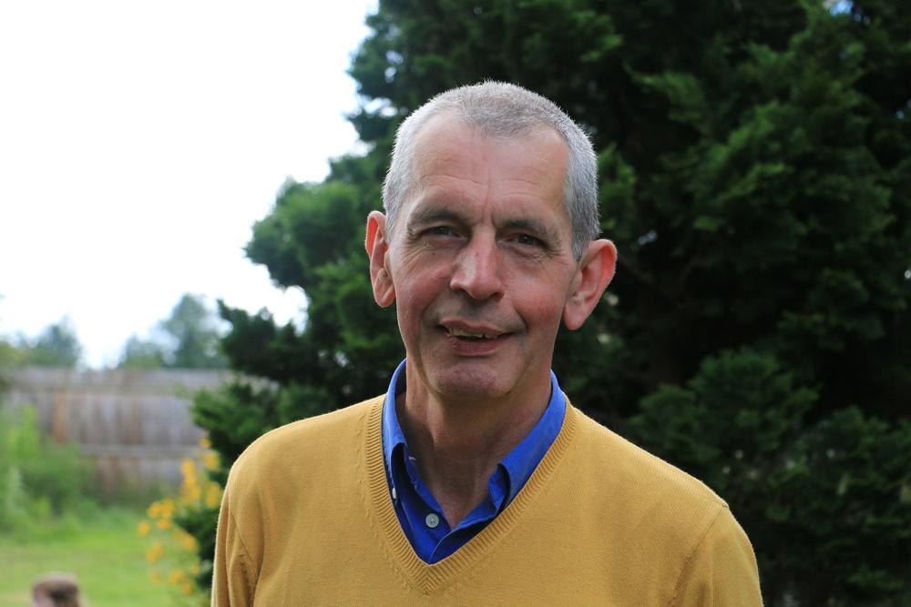 Trevor Cade, Service Leader