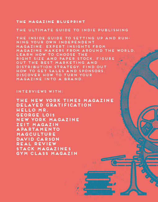 Published a book about independent magazines conor purcell magazineblueprintcoverg malvernweather Gallery