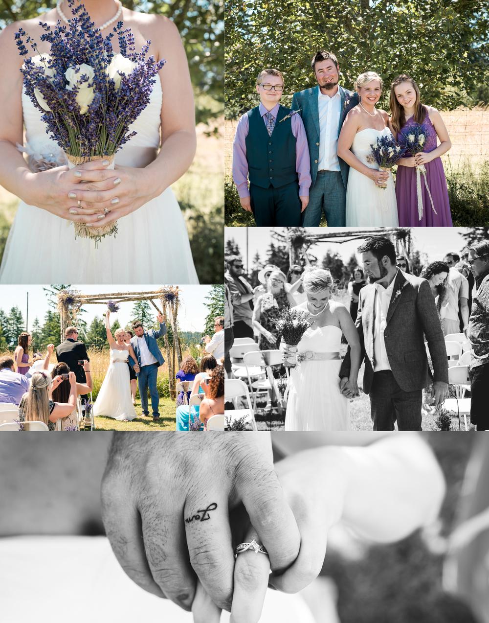 Battle Ground Wedding photographer