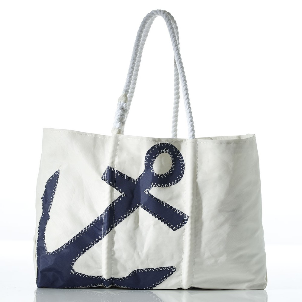Sea Bags, $160. A go-anywhere carryall made of recycled sails.