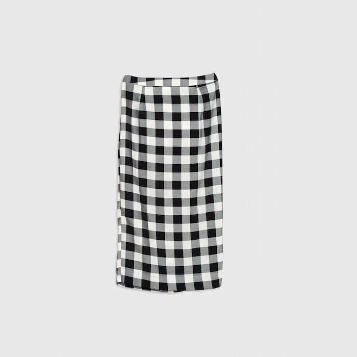Who What Wear skirt, $29.99;  target.com .