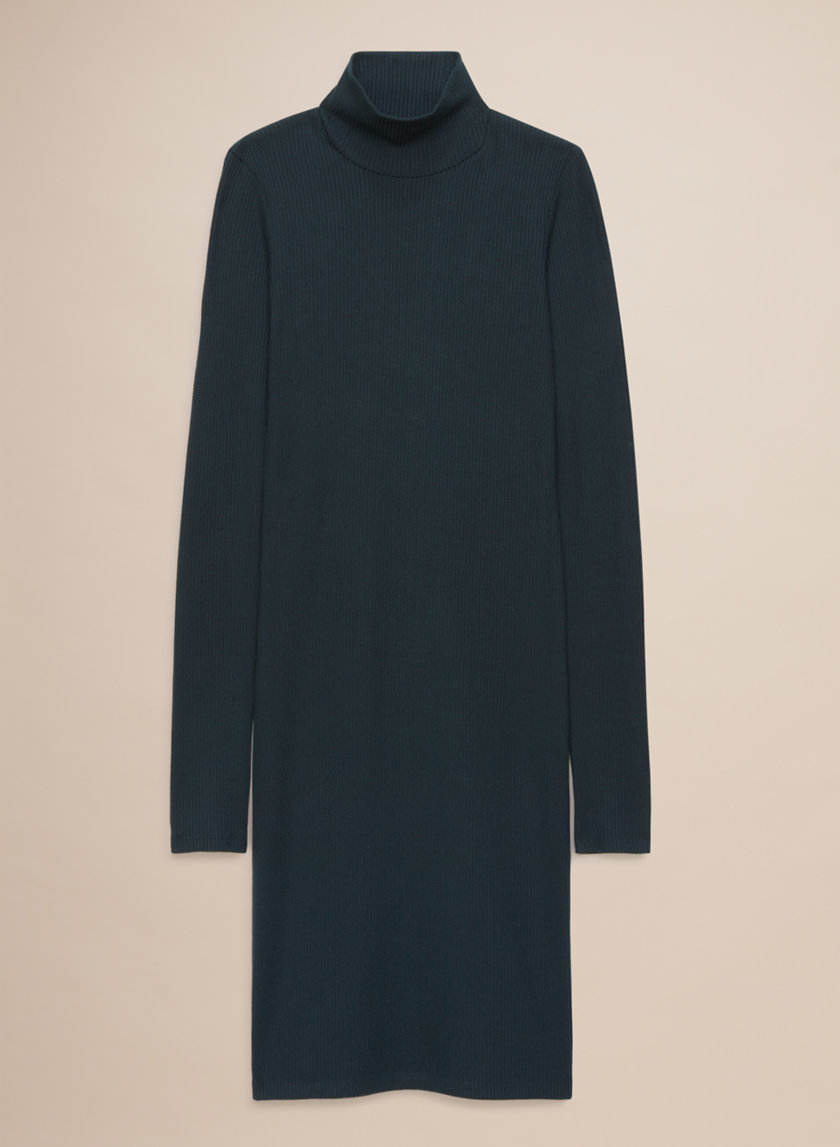 "Wilfred Free ""Mariel"" dress, $75; aritzia.com."