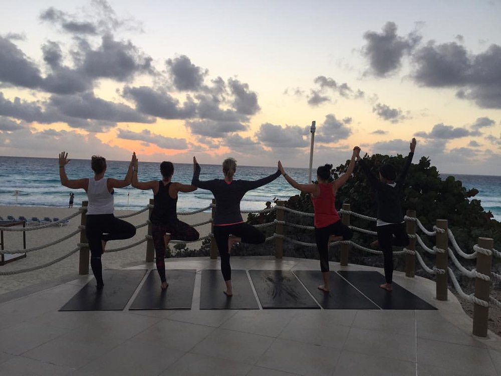 Sunrise Yoga and Meditation