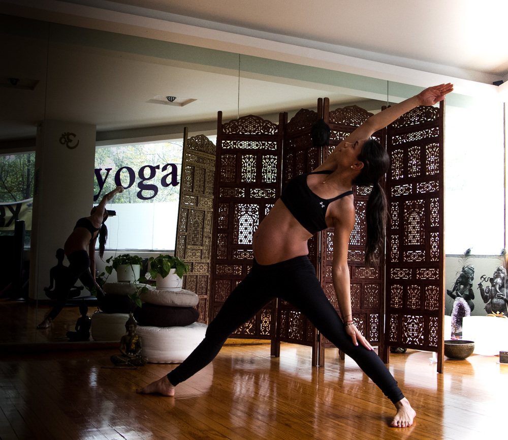 Adry Leal | Friend | Yogui | Zentrom Yoga Studio en CDMX