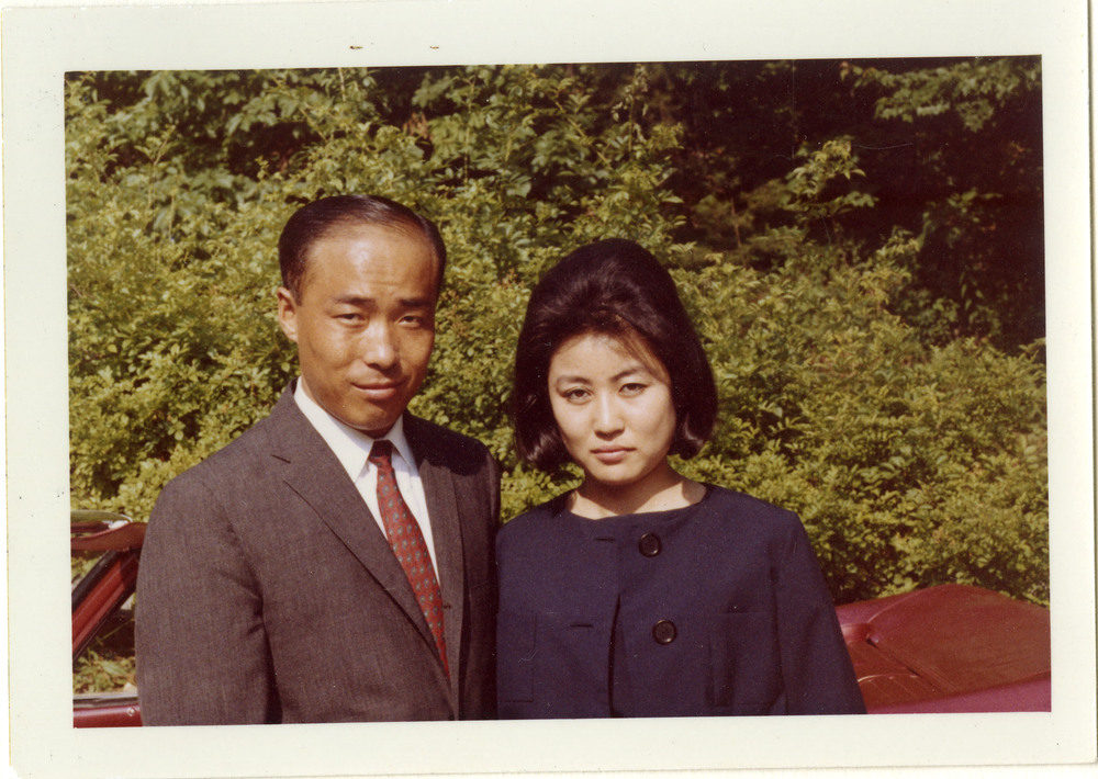 With Chan Eai Pae, 1960s